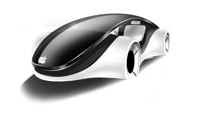 El prototipo del coche de Apple