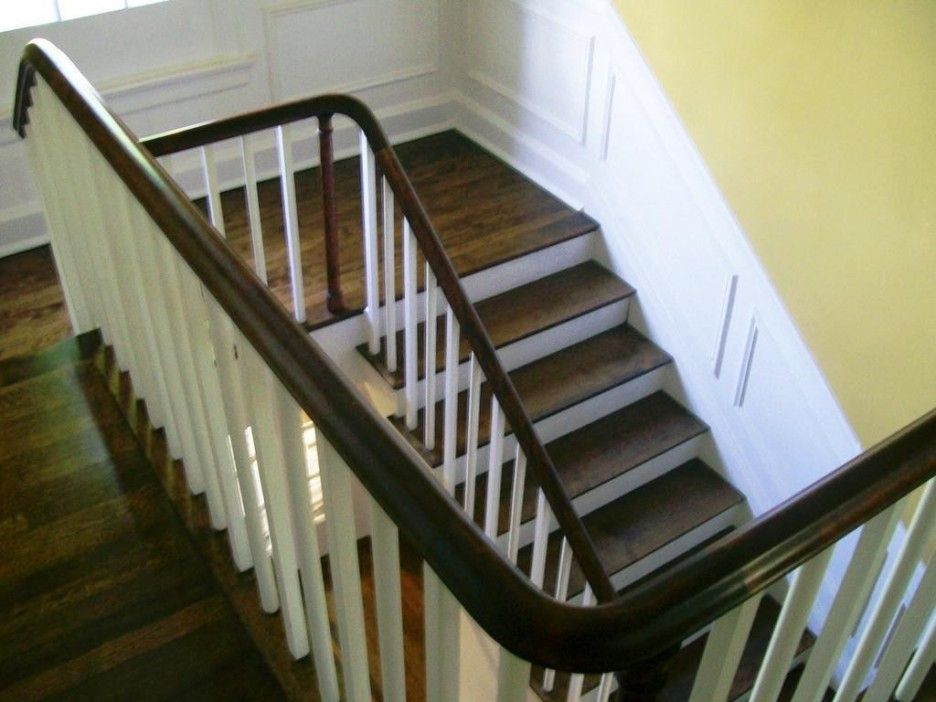 Best Types Of Prefinished Hardwood Stair Treads Awesome Half 400 x 300