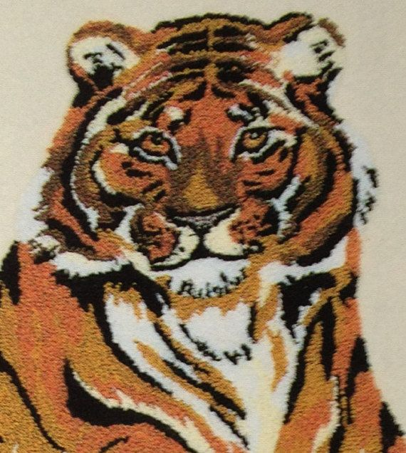 British Made Webster Craft Large Tiger Punch by WebsterPunch