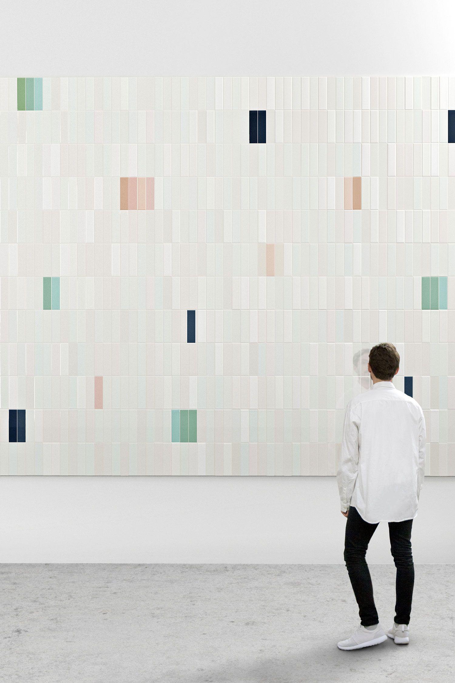 Cromatica Ceramic Tile Collection By Formafantasma Detail