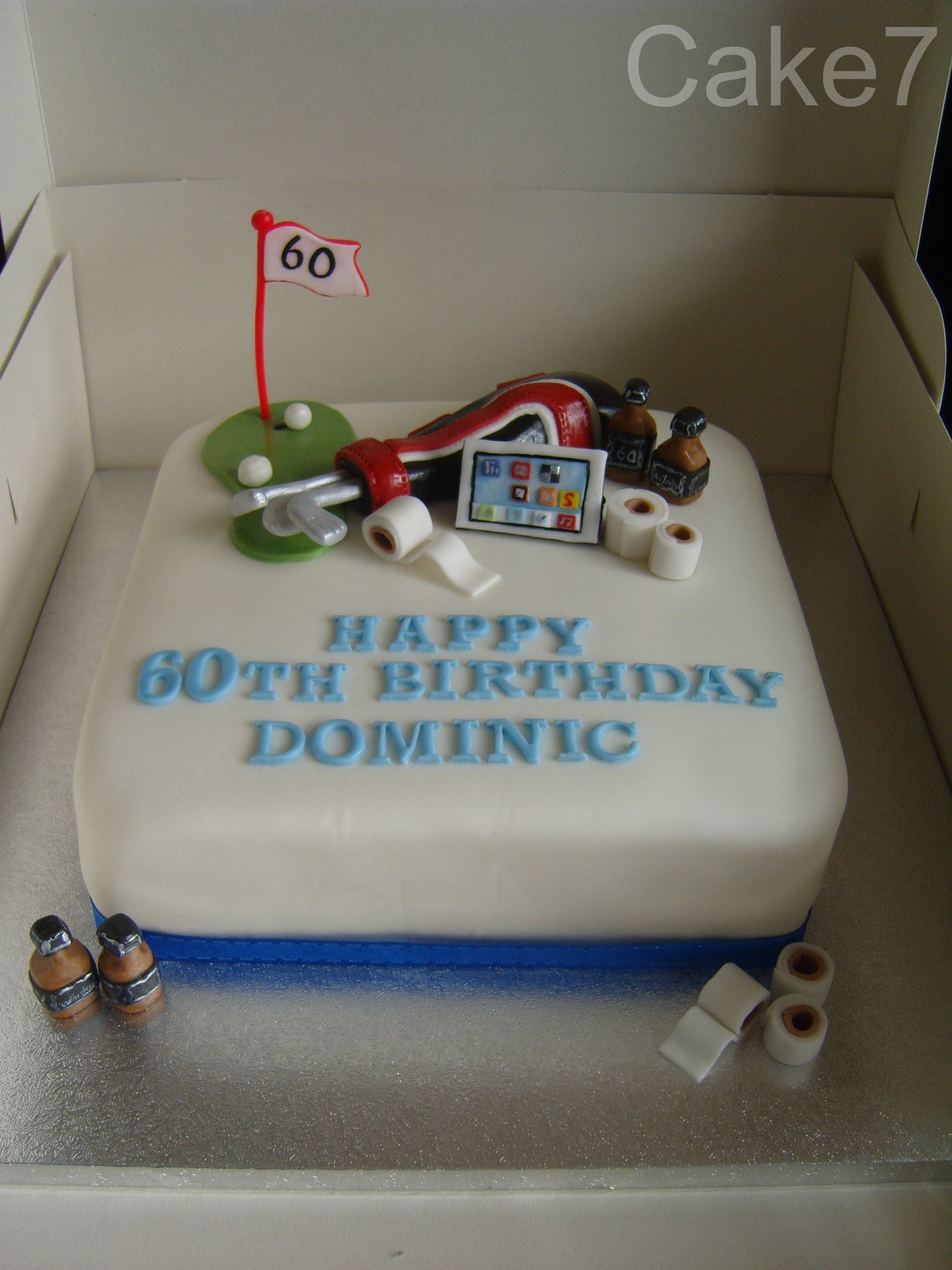 60th Birthday cake. www.cakeseven.wix... Facebook-Cake7. Twitter-Cake7 email: cake.seven@aol.co.uk phone: 07731 882 988