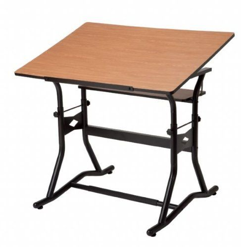 Craftmaster Iii Wood Drafting Table Size 30 W X 42 D By Alvin