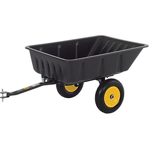 Polar Trailer 9393 LG7 Lawn and Garden Utility Cart - Load Size 10 ...