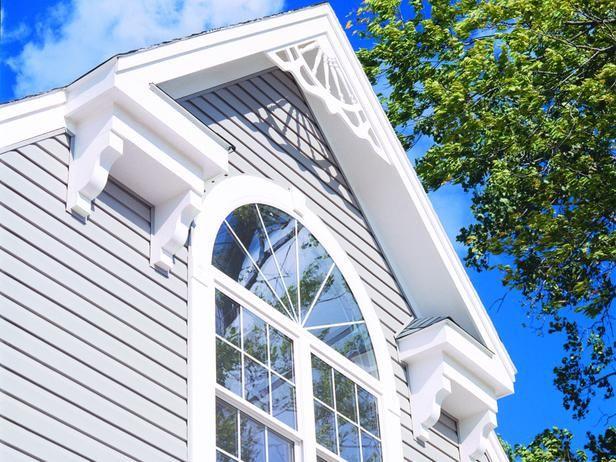 7 Smart Exterior Upgrades House Exterior Exterior Trim Gable Trim