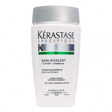 Kerastase Specifique Bain Divalent-Yağlı Saçlar İçin Dengeleyici Şampuan 250ml