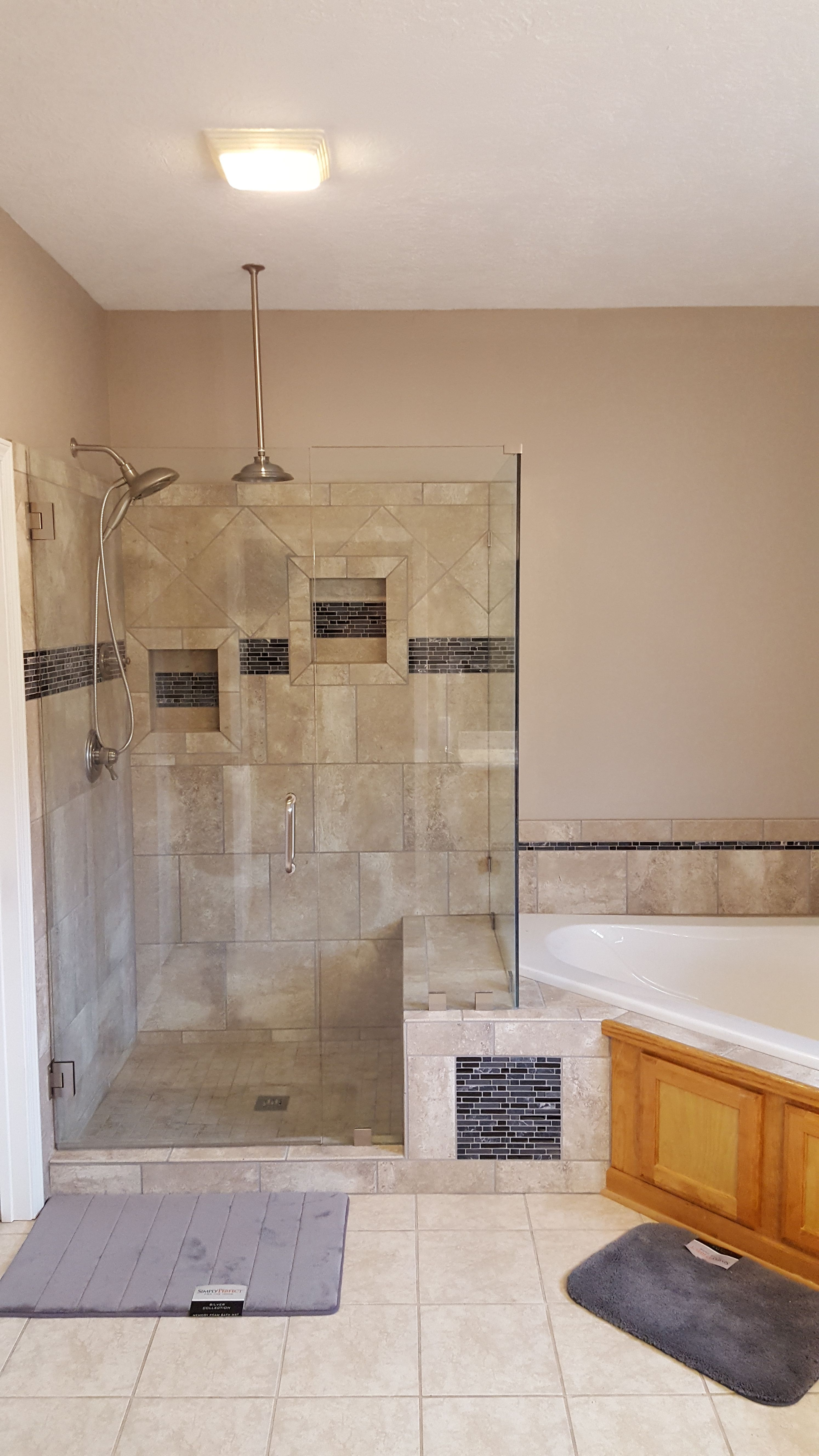 Pin By Kbrs Inc On Custom Shower Pans The Tileable Basin With