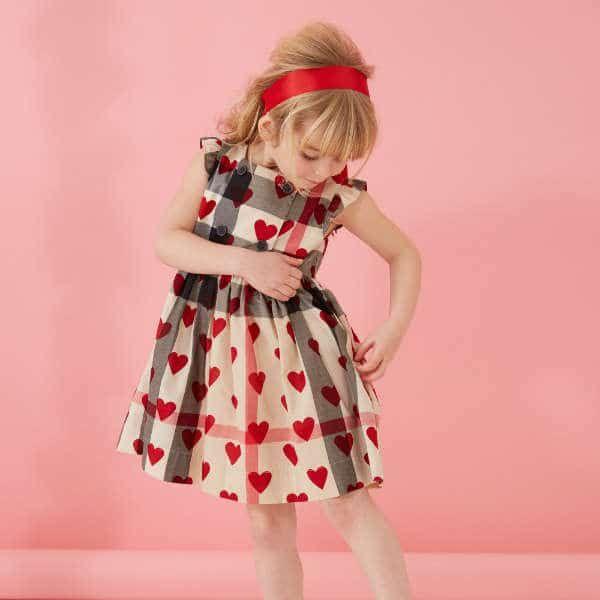 Burberry Kids Spring Summer 2018 | Nena y Chicas