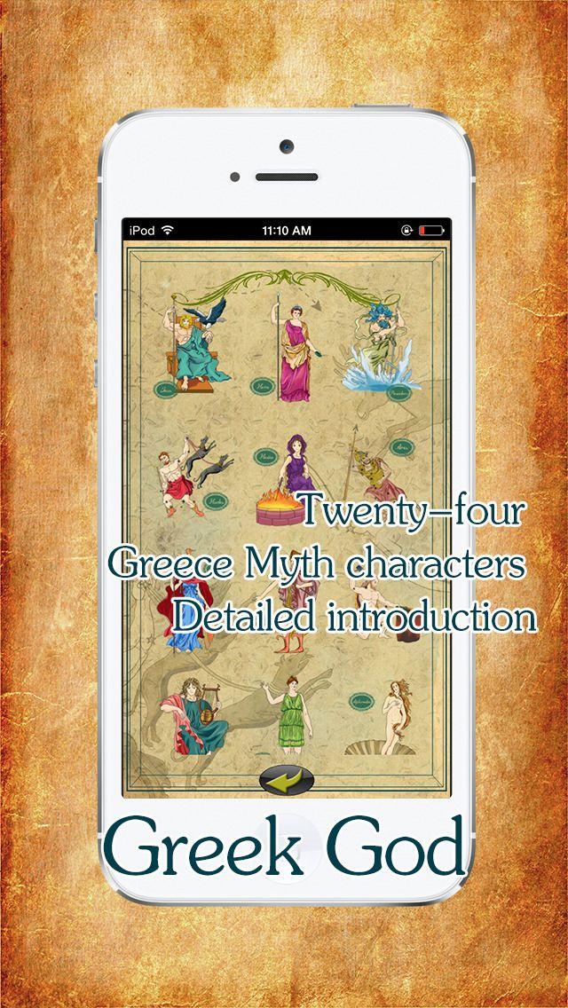 Greek gods & goddesses: names & mythology Books Education iPhone App **** $1.99 -> FREE #Books #Education 4+ #iPhone #App #iOS http://dlvr.it/KmPNNb