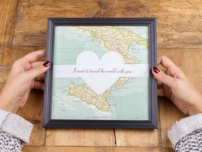 Combine a message of love with your love of travel! Works great as an invitation, reminder or a simple message...