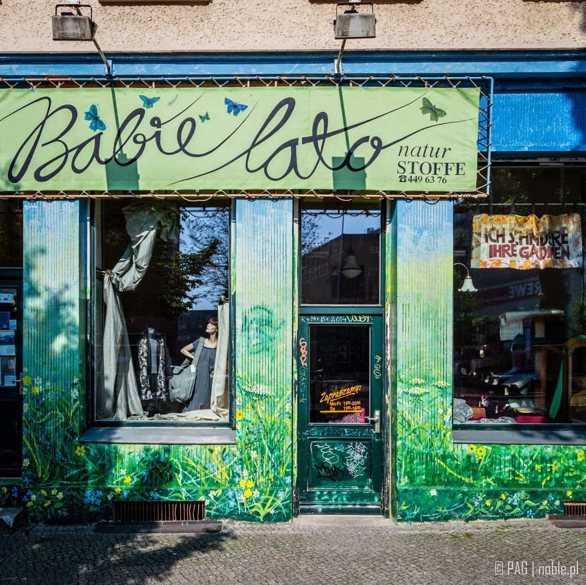 Vorhangstoffe Berlin Babie Lato Indian Summer Shop In Berlin Germany Europe And