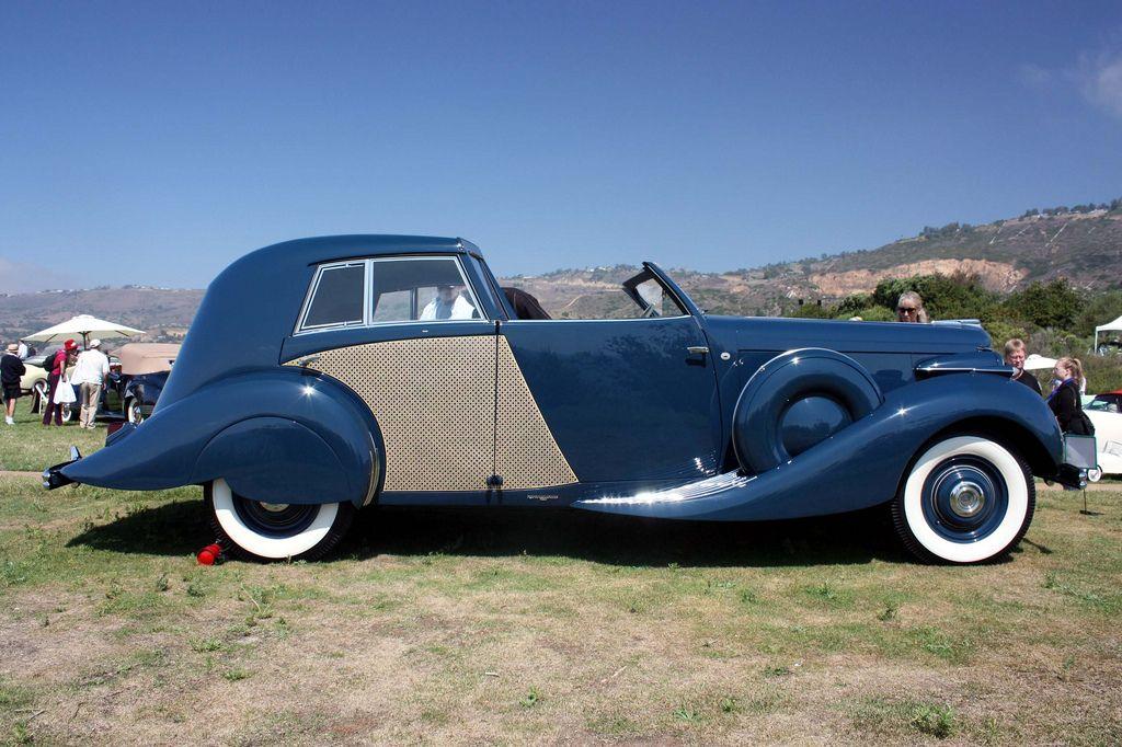 1938 Buick Limited Series 80 Opera Brougham, Fernandez