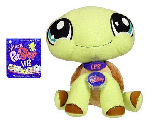 Littlest Pet Shop VIP Turtle