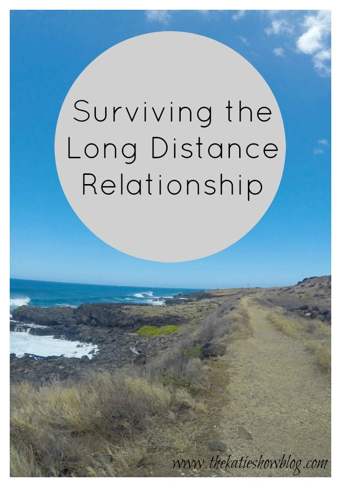 surviving a temporary long distance relationship