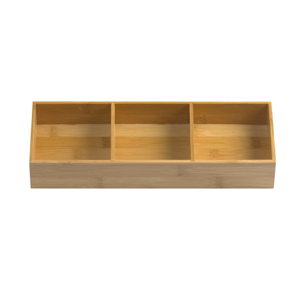 Bamboo Drawer Organizer Trays In 2020 Small Drawer Organizer Container Store Drawer Organisers