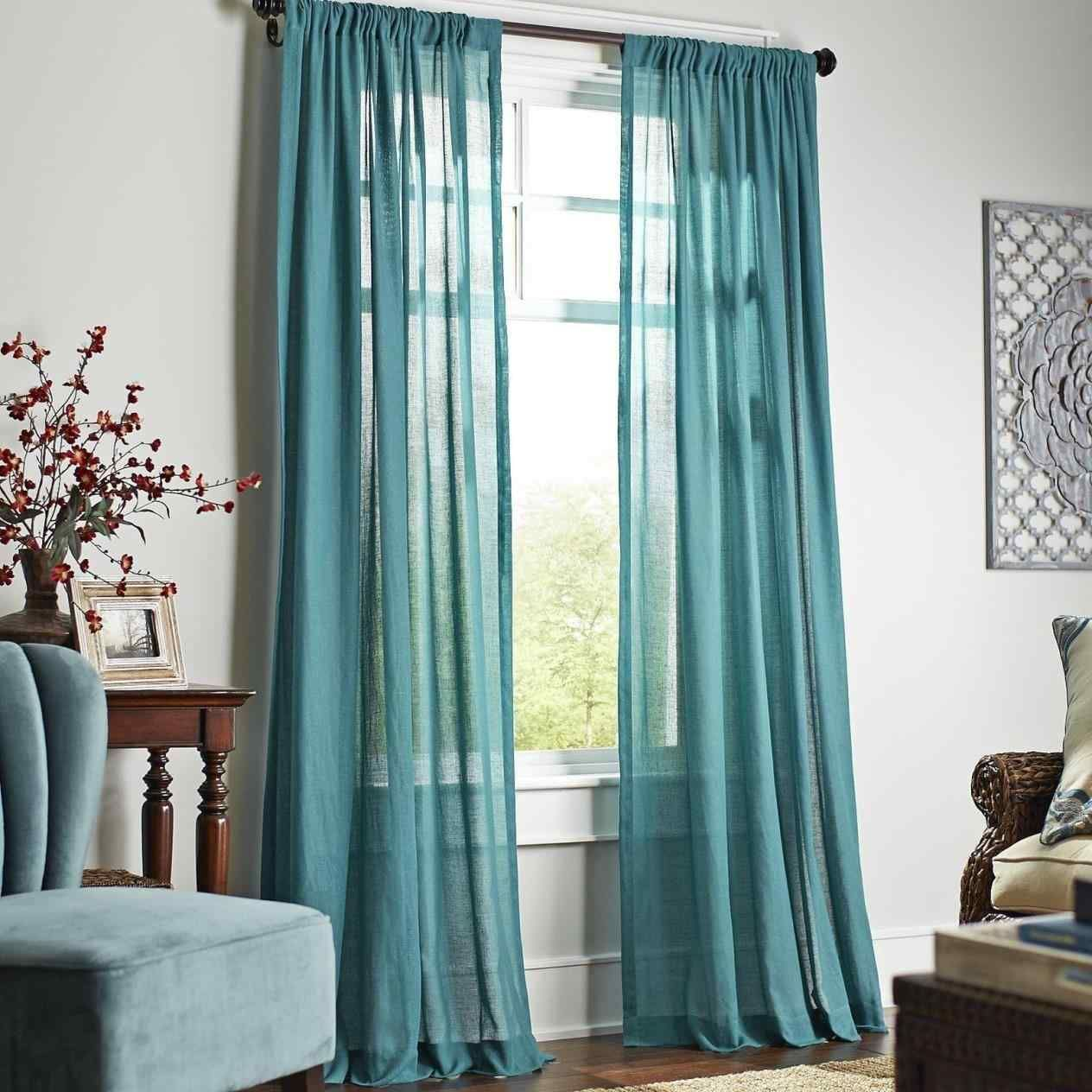 Top 10 Most Beautiful Puddling Curtains For Your Living Room images