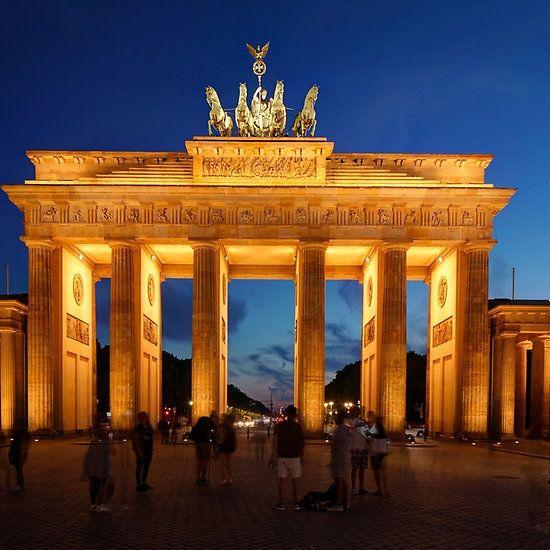 Berlin Brandenburger Tor Brandenburger Tor Berlin Tor