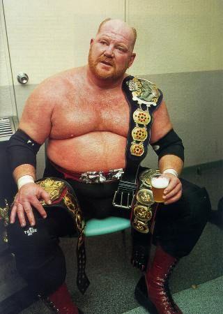 Image result for vader wrestler unmasked