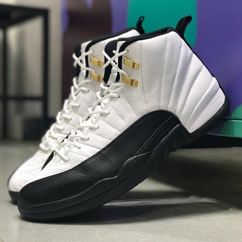 cop or drop air jordan 12 taxi colorway release date march 18 2018 retail price 190 here is the first real world shot of the fan favorite color scheme