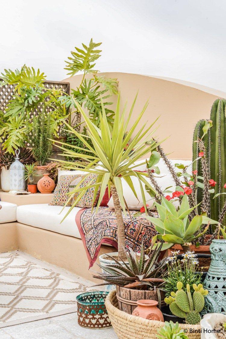Outdoor decorating ideas for a bohemian garden (Binti Home Blog ...