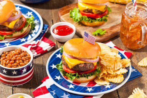 Homemade Memorial Day Hamburger Picnic by brenthofacker  IFTTT 500px