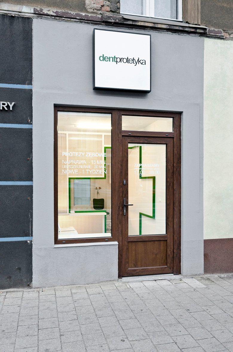 Dent poznan 2015 adam wiercinski architekt shop