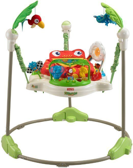 fad7577949cb Fisher-Price Rainforest Jumperoo your baby will have lots of fun ...