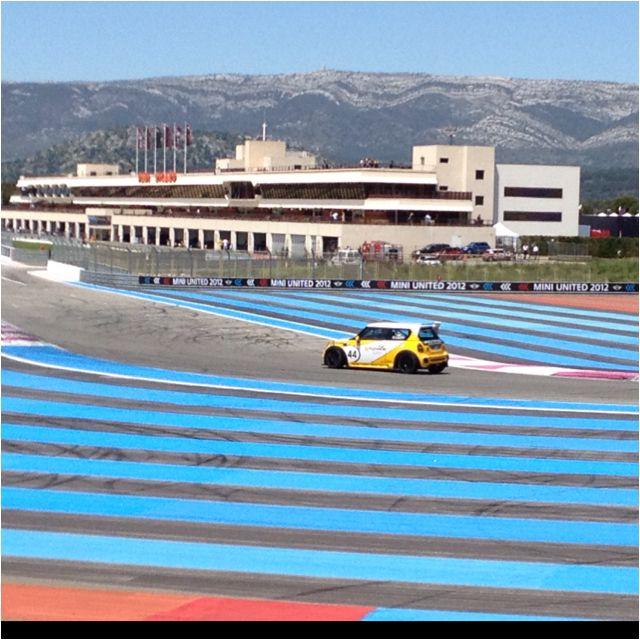 Circuit de Castellet, France