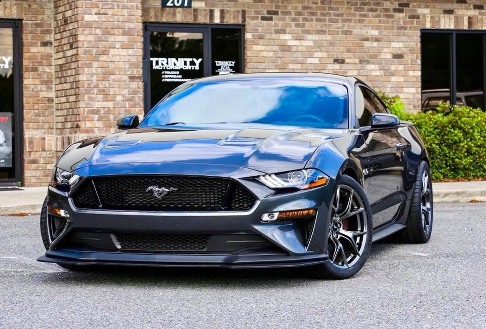 2018 Mustang Performance Package Level 2 Anyone Mustang