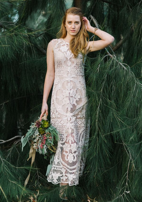Photo Shoot in Melbourne. This is our Bohemian Beauty