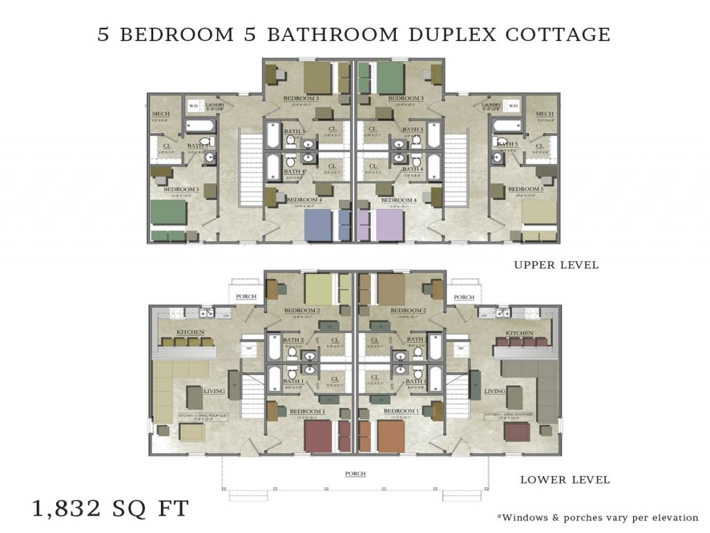 3 Bedroom Ranch Duplex Plans Duplex House Plans 5 Bedrooms 3 Bedroom Duplex Floor Plans Duplex House Plans Luxury House Floor Plans Duplex Floor Plans