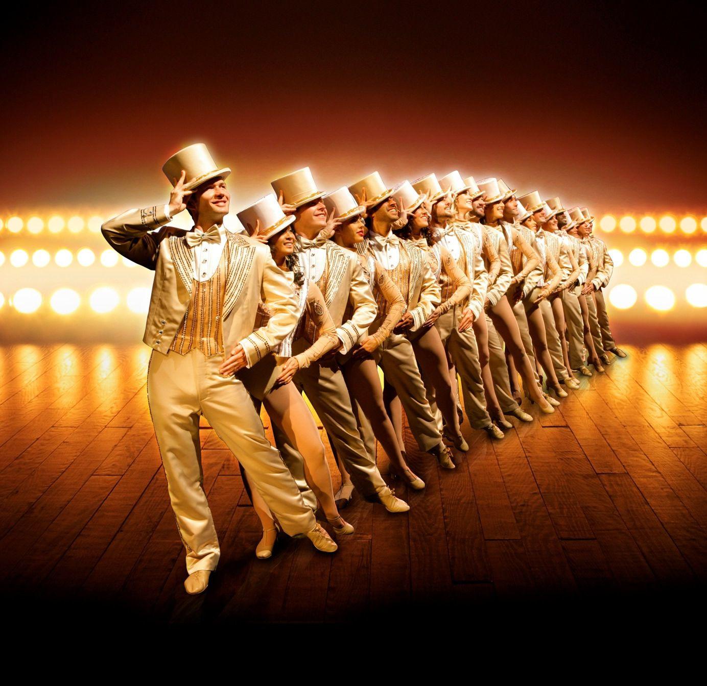 A Chorus Line the London Palladium. Read our review