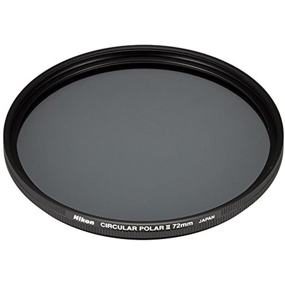Nikon 72mm Circular Polarizer II Filter   Circular ...