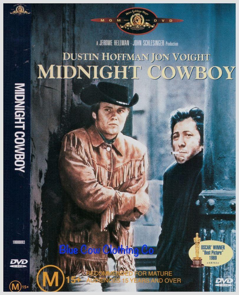 Check out Midnight Cowboy DVD R4 ( 1969 ) Dustin Hoffman