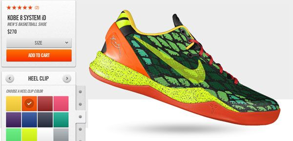 make your own nike shoes online