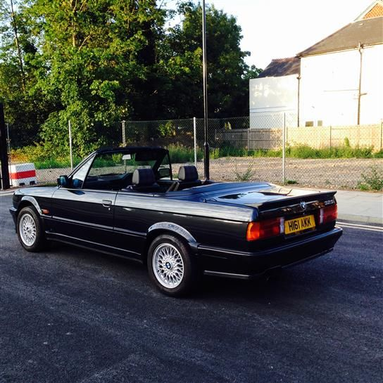 Used 1990 BMW E30 3 Series [82-94] 325I CONVT For Sale In