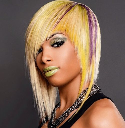 showiest bob haircuts for black women hair styles