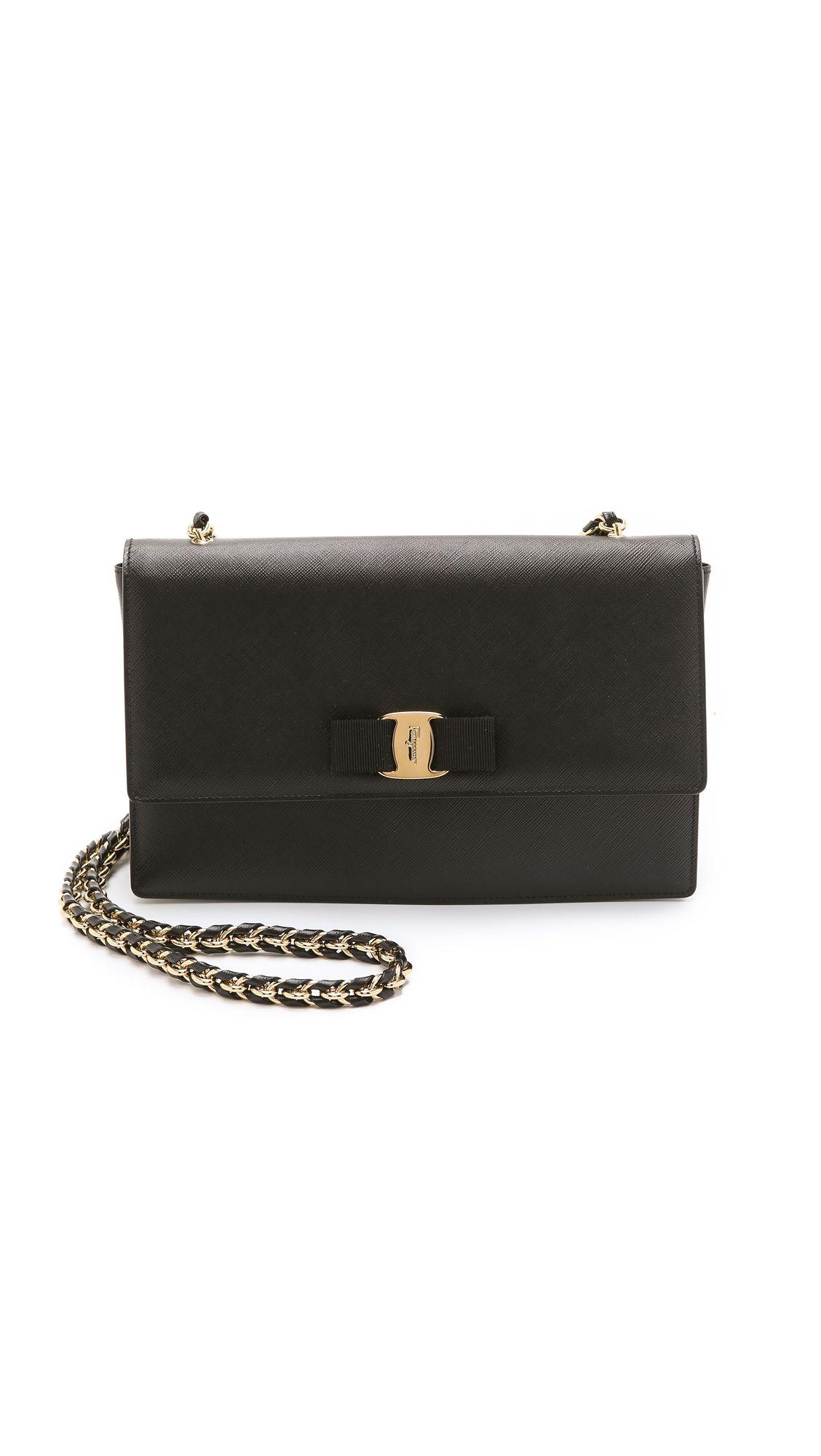 333cb6f8c0 Salvatore Ferragamo Ginny Cross Body Bag