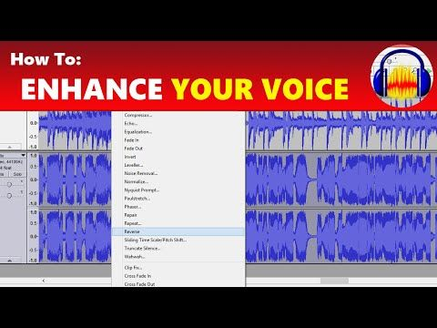 How to: Make Your Voice Sound Better Like Studio Quality in