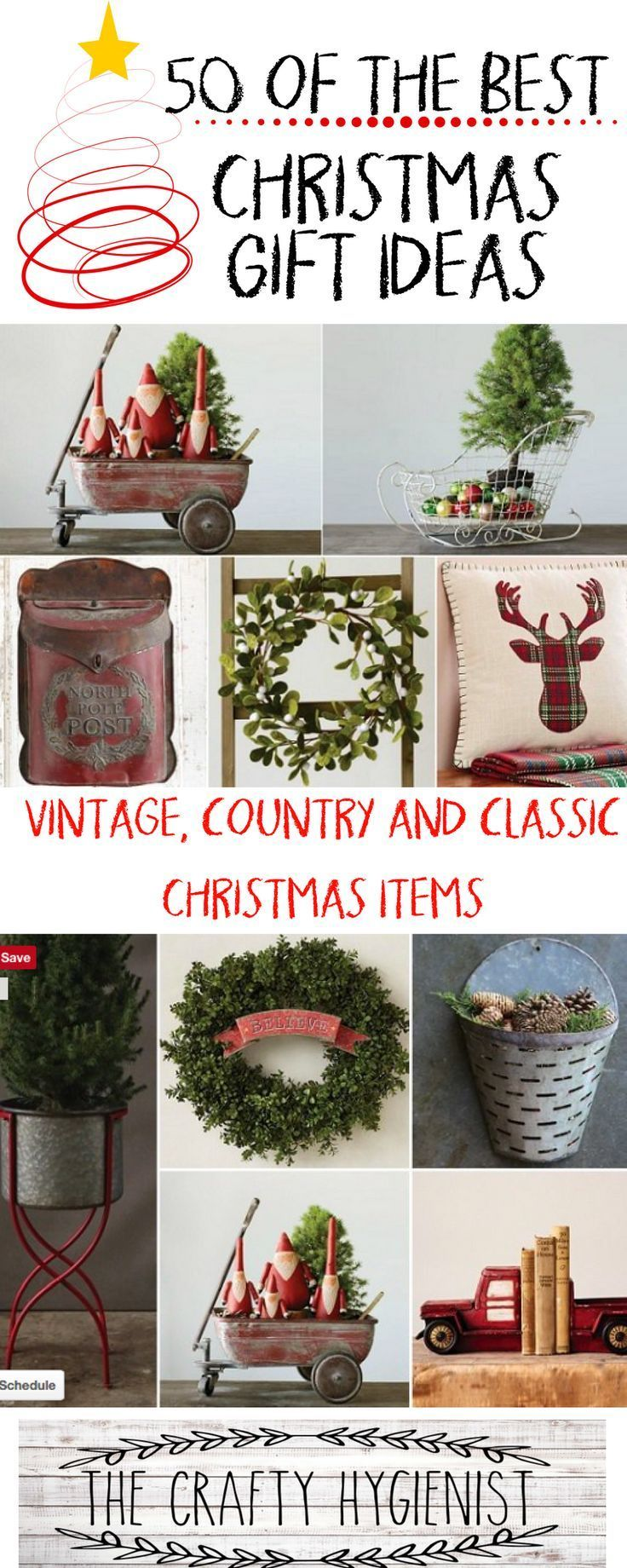 Homemade country christmas gift ideas