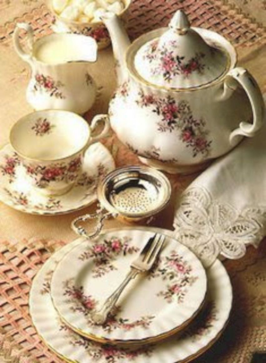 Best Tea Sets That Need to be in Your Living Room 47 #teasets