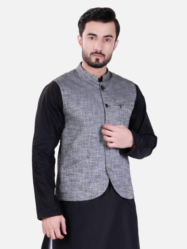 Edenrobe Grey Waistcoat Design 2017 | men will be men ...