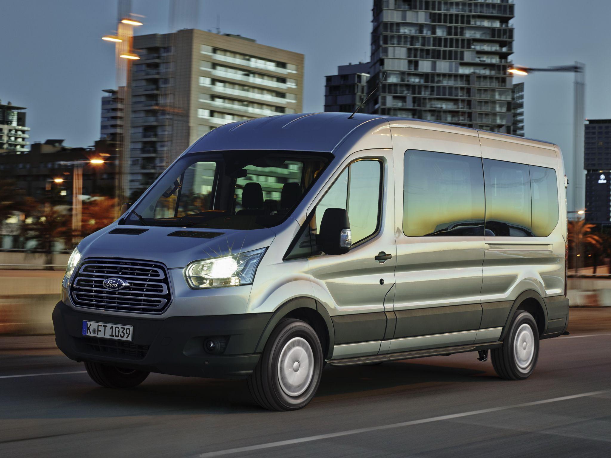 Ford transit minibus l3h2