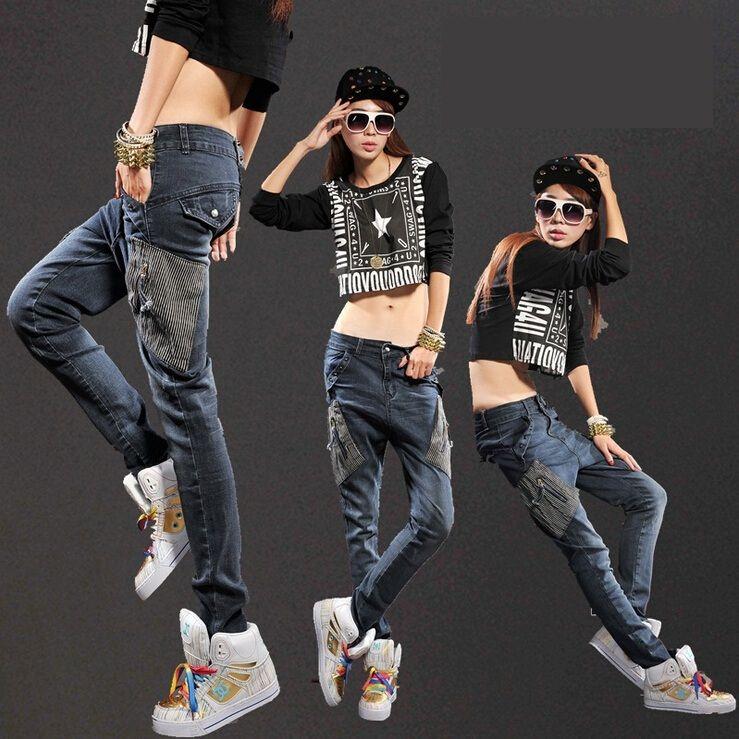 ae1dd6855f343 Moda Hip Hop Mujeres