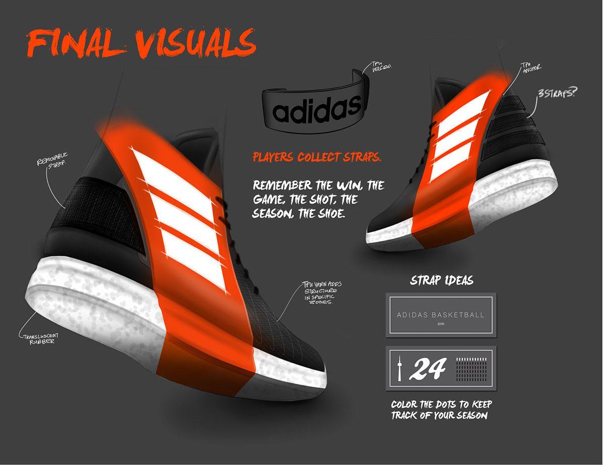 Adidas Design Academy Task on Behance