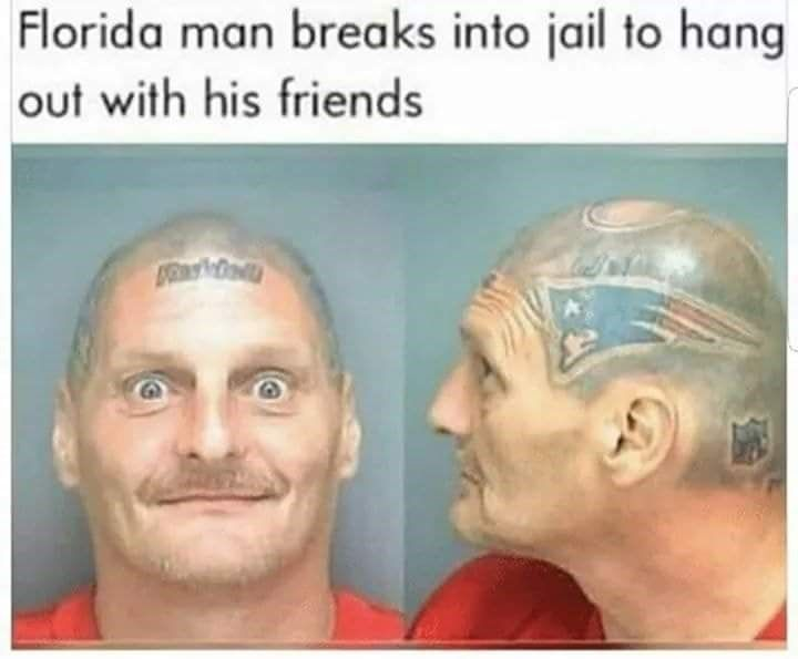 10 Wild Times Florida Man Heroically Created Chaos In Our Dystopian World