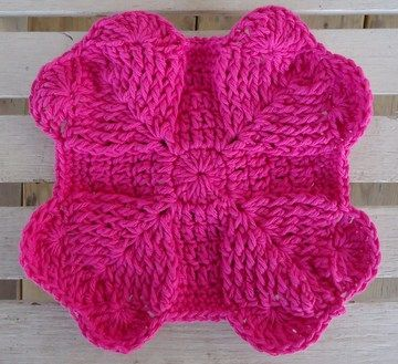DISHCLOTH LOVE pattern...omgosh, I really love this one!
