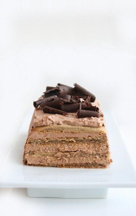 Chocolate Tiramisu - Thanksgiving Desserts - Easy No-Bake ...