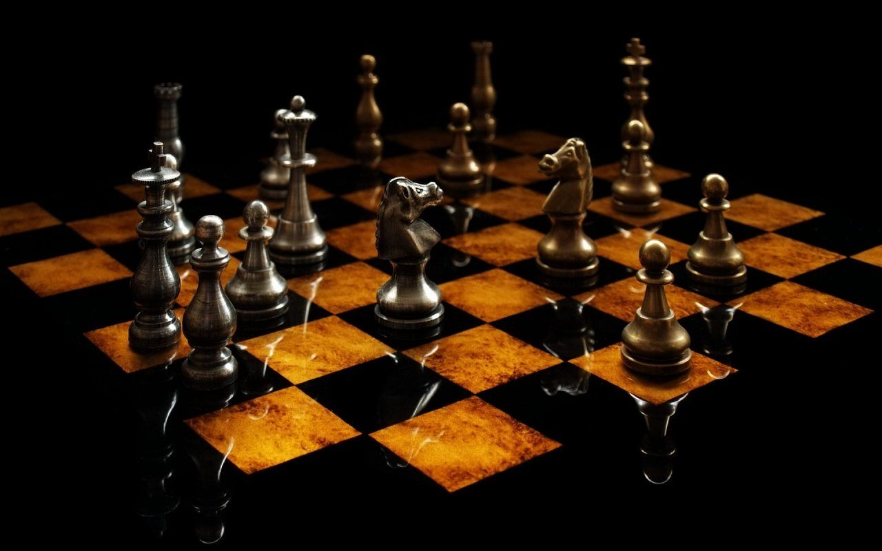 Chess board! Why do I love these so much!!? :D