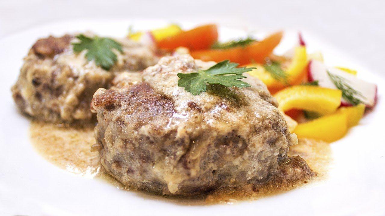 Котлеты из куриных желудков по-домашнему: пошаговый рецепт.