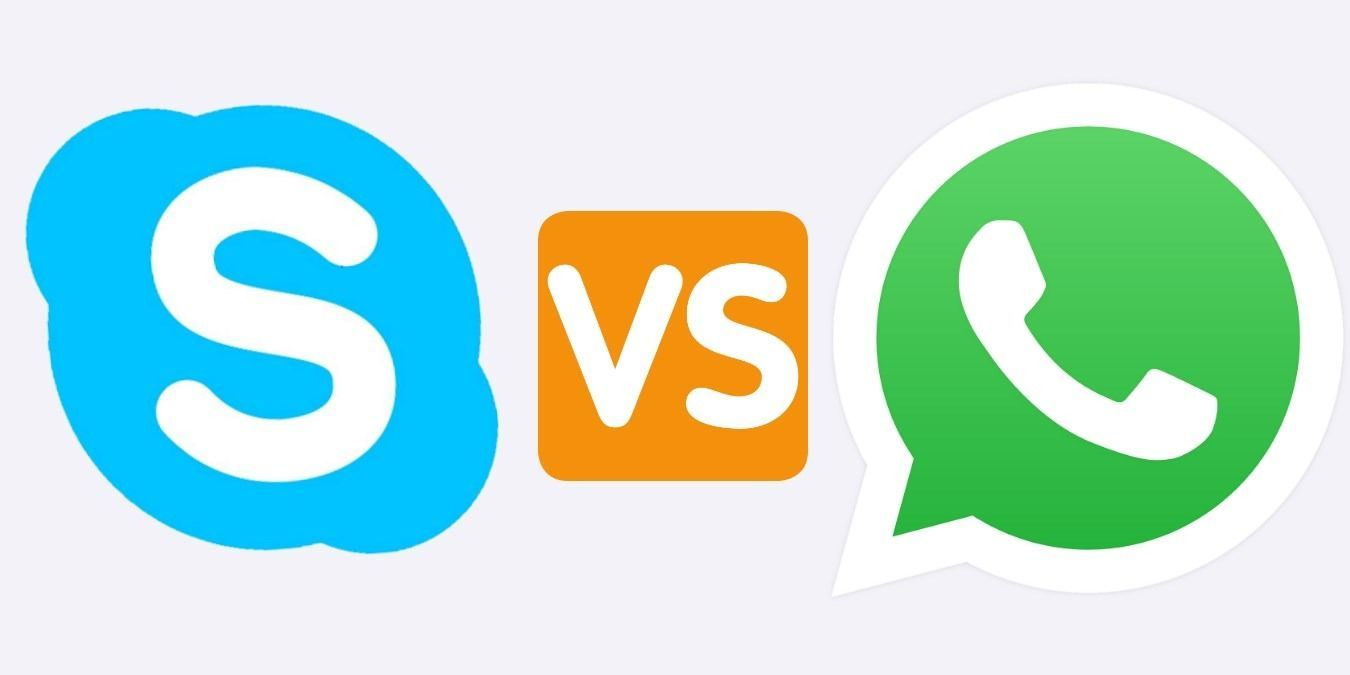 If You Want To Make Video Calls These Days You Often Have Two Apps Recommended To You Skype And Whatsapp While They Mobile Data Plans Mobile Data Data Plan